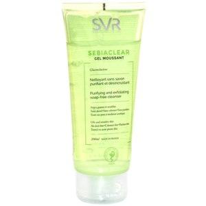 Гель для ежедневного умывания SVR Sebiaclear gel moussant фото