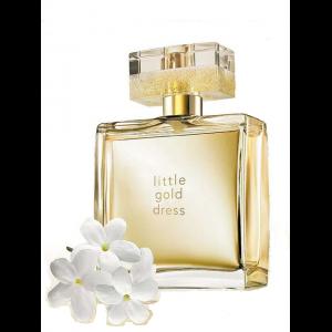 Avon Little Gold Dress фото
