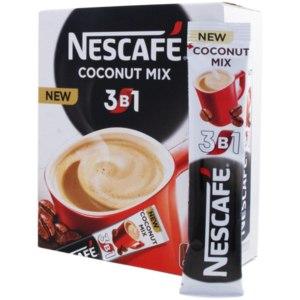 """Напиток кофейный растворимый """"3 в 1"""" Nescafe Coconut mix фото"""