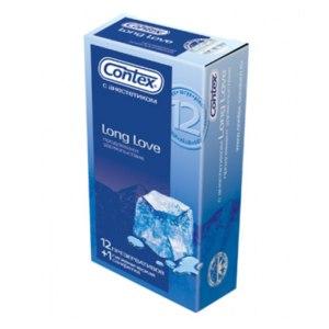 Презервативы Contex Long Love фото