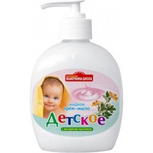 Мыло детское Весна с экстрактом чистотела фото