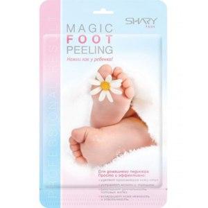 Носочки для педикюра Shary Magic Foot Peeling фото