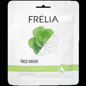 Тканевая маска для лица Frelia С эффектом питания  фото