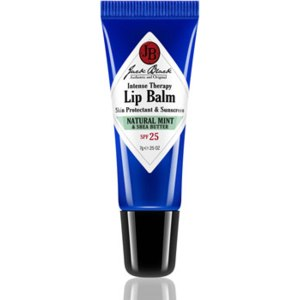 Бальзам для губ Jack Black Масло ши и ментол / Intense Therapy Lip Balm SPF 25 with Natural Mint & Shea Butter фото