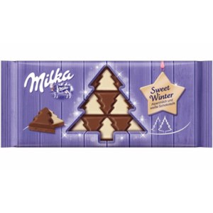 Шоколад Milka Sweet winter фото