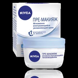 Крем для лица NIVEA пре-макияж для нормальной и комбинированной кожи фото