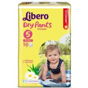 Подгузники-трусики LIBERO Dry Pants фото