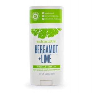 Дезодорант Schmidt's Natural Deodorant Bergamot + Lime фото