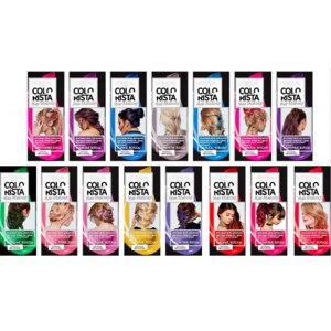 Красящее желе для волос L'Oreal Paris Colorista Hair Make Up фото