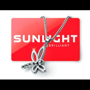 Подвеска SUNLIGHT BRILLIANT стрекоза фото