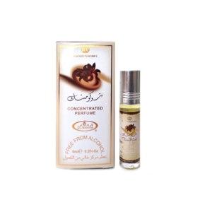 Aрабские масляные духи Al Rehab Сhoco Musk фото