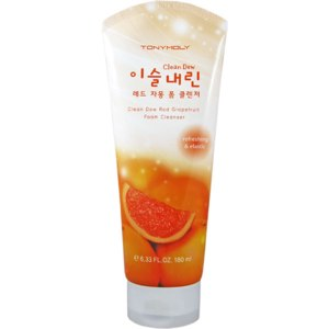 Пенка для умывания TONY MOLY Clean Dew Red Grapefruit Foam Cleanser Очищающая  фото
