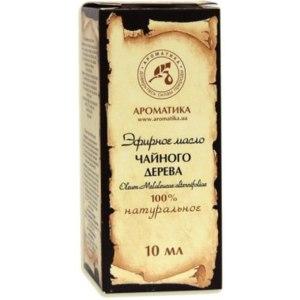 Эфирное масло Ароматика Чайное дерево фото