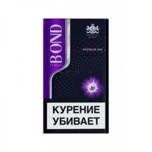 Сигареты Bond Street Compact Premium Mix фото