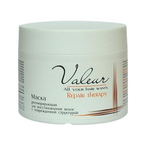 Маска для волос Liv Delano Valeur РЕГЕНЕРИРУЮЩАЯ для восстановления с поврежденной структурой фото