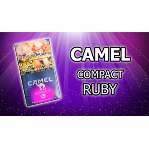 Сигареты Camel Compact Ruby фото