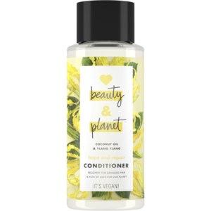Кондиционер для волос Love beauty and planet Восстановление и забота Coconut Oil & Ylang Ylang  фото