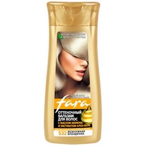 Оттеночный бальзам для волос Fara  фото