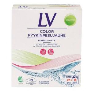 Стиральный порошок Lv Для цветного белья фото