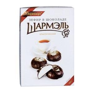 Зефир в шоколаде Ударница Шармэль фото