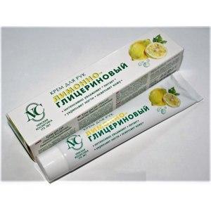 Крем для рук Невская косметика Лимонно-глицериновый фото
