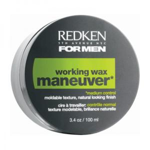 Воск для укладки Redken Working wax maneuver фото