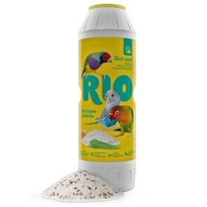 Песок для птиц RIO Гигиенический с экстрактом эвкалипта и ракушечником фото