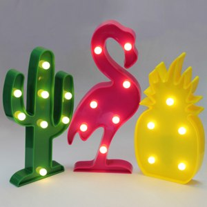 Светильник Fix Price Декоративный LED на батарейках фото