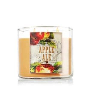 Свеча Bath & Body Works Apple Ale фото