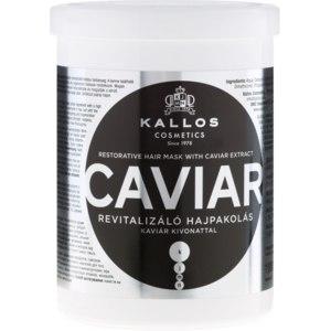Маска для восстановления волос Kallos с экстрактом икры фото