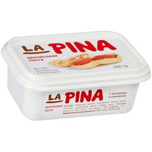 Арахисовая паста Альпойл СП La Pina фото