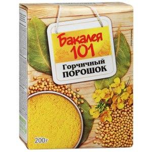 Горчичный порошок Русский продукт Бакалея 101 фото