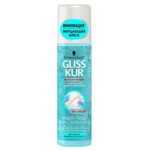 Экспресс-кондиционер для волос Gliss kur Million Gloss фото