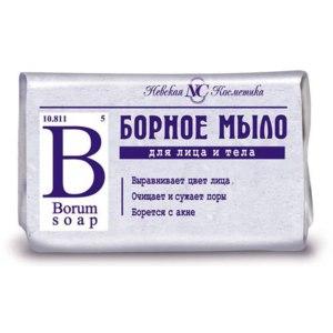 Мыло Невская косметика Борное фото