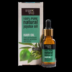 Масло для волос ORGANIC SHOP 100% Жожоба фото