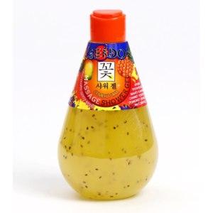 Гель для душа Sendo Ананас-манго с семенами чиа фото