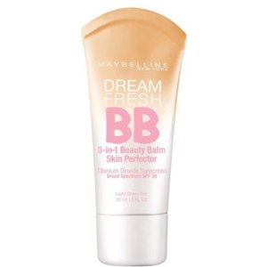 ВВ крем MAYBELLINE Dream fresh фото