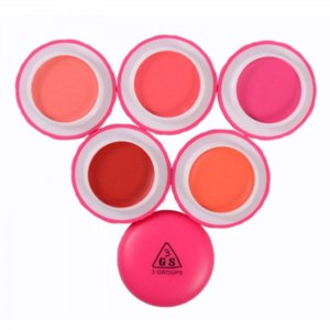 Кремовые румяна 3 GS 3 Groups Macaron Stick Blusher фото