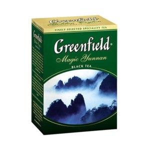 Чай  Гринфилд (Greenfield) Magic Yunnan черный фото