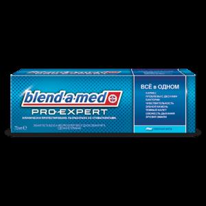 Зубная паста Blend-a-Med PRO EXPERT - Все в одном - Свежая мята фото