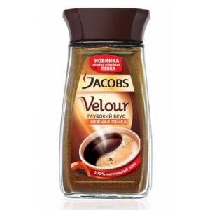 Кофе Jacobs Velour фото