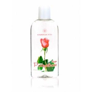 Натуральная розовая вода Крымская Роза фото