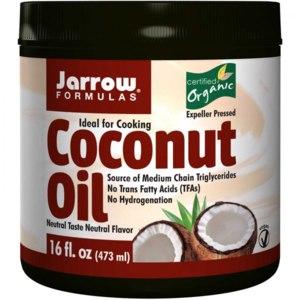 Масло кокосовое Jarrow Formulas Organic Coconut Oil фото