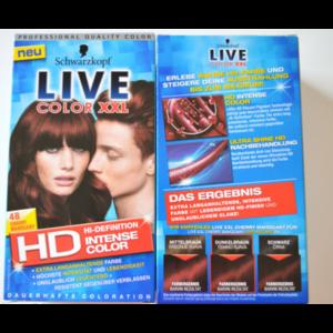 Краска для волос Schwarzkopf Live color XXL HD  фото