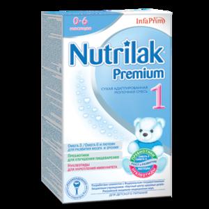 Детская молочная смесь Нутрилак Премиум 1 фото