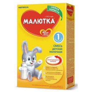 Детская молочная смесь Nutricia МАЛЮТКА® 1 фото