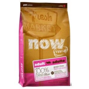 NOW Natural holistic Fresh Grain Free Adult Cat Recipe 31/19 фото
