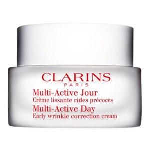Дневной крем против первых морщин для любого типа кожи Clarins Multi-Active Day фото