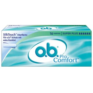 Тампоны Ob Pro Comfort Super Plus фото