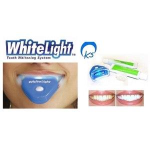 Домашнее отбеливание зубов White Light фото